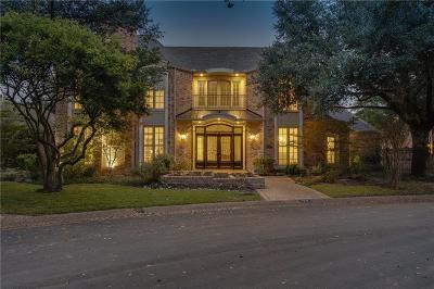 Single Family Home For Sale: 7212 Helsem Bend