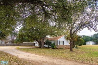 Brownwood Single Family Home For Sale: 3703 Austin Avenue