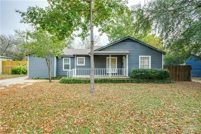 River Oaks Single Family Home Active Option Contract: 1008 Lydick Lane