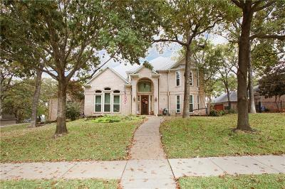 Grapevine Single Family Home Active Option Contract: 3409 Hightimber Drive