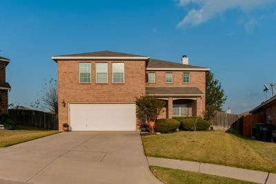 Fort Worth Single Family Home For Sale: 1409 Horseshoe Bend Court