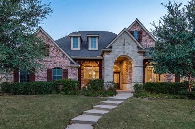 Prosper Single Family Home For Sale: 930 High Willow Drive