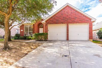 Single Family Home For Sale: 1615 Shadow Crest Drive
