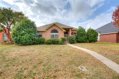 Lewisville Single Family Home For Sale: 1746 Crosshaven Drive