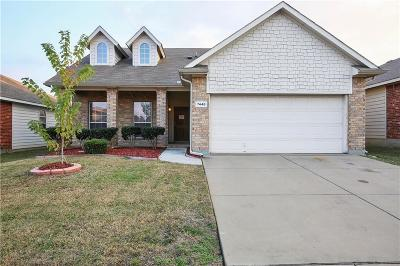 Fort Worth TX Single Family Home For Sale: $169,000