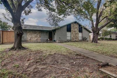 Dallas Single Family Home For Sale: 11629 Drummond