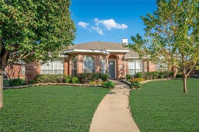 Sachse Single Family Home For Sale: 5006 Springtree Lane