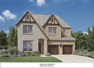 Frisco Single Family Home For Sale: 6598 Honeywood Lane