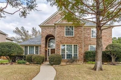 Flower Mound Single Family Home For Sale: 2212 Columbia Drive