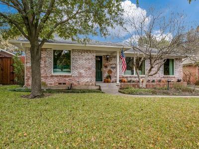 Dallas Single Family Home For Sale: 4415 Springside Lane