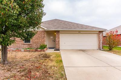 Anna Single Family Home For Sale: 2708 Melanie Drive
