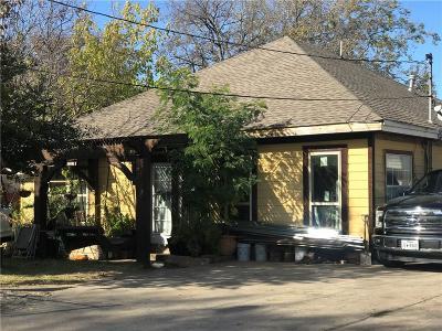 Dallas Single Family Home For Sale: 223 Melba Street