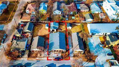 Dallas Single Family Home For Sale: 1019 Folsom Street