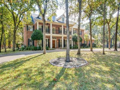 Keller Single Family Home For Sale: 1928 Bridgecrest Lane