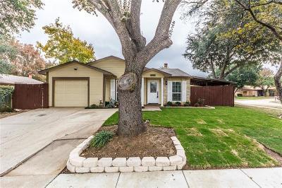 Arlington Single Family Home For Sale: 4209 Greencrest Drive