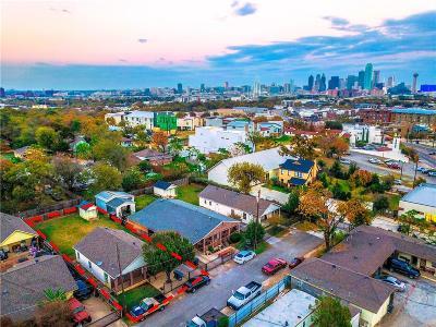 Dallas Single Family Home For Sale: 1023 Folsom Street