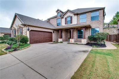 Keller Single Family Home Active Option Contract: 408 Misty Ridge Drive