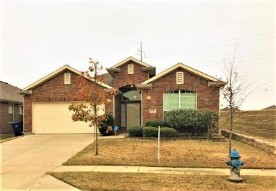 Single Family Home Active Option Contract: 14617 Logan Springs Drive