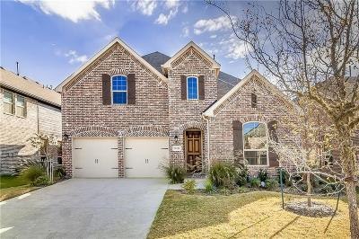 Prosper Single Family Home For Sale: 16116 Benbrook Boulevard