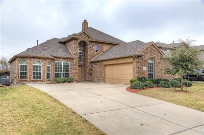 Rockwall Single Family Home Active Option Contract: 1265 Waters Edge Drive
