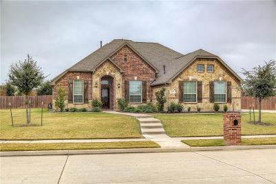 Rowlett Single Family Home For Sale: 8012 Horseshoe Bend