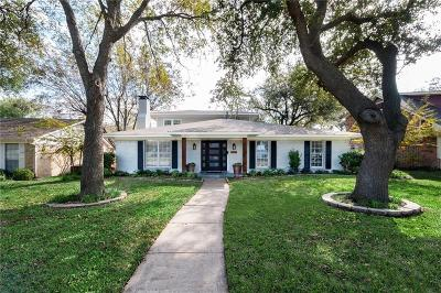 Richardson Single Family Home For Sale: 2028 Flat Creek Drive