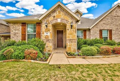 Prosper Single Family Home For Sale: 361 Komron Court