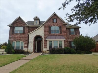 Lewisville Residential Lease For Lease: 436 Black Castle Drive