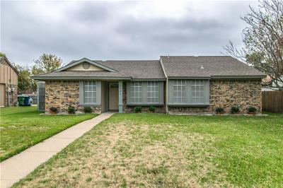 Garland Single Family Home For Sale: 2162 Pueblo Drive