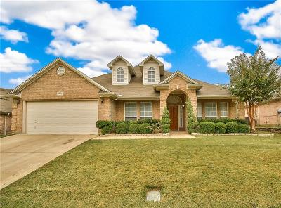 Single Family Home For Sale: 4705 Sterling Trace Circle