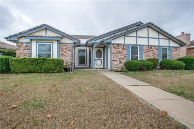 Mesquite Single Family Home For Sale: 2714 Eagle Pass