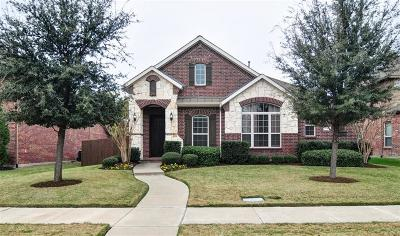 Frisco Single Family Home For Sale: 9747 Planters Row Drive