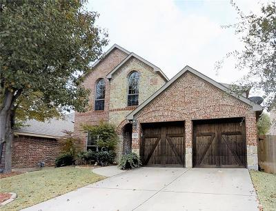 McKinney Single Family Home For Sale: 817 Max Drive