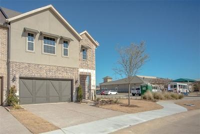 Lewisville Townhouse For Sale: 1011 Lady Lore