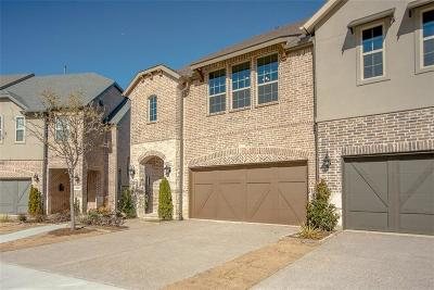 Lewisville Townhouse For Sale: 1009 Lady Lore