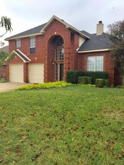 Rockwall Single Family Home For Sale: 3719 Sycamore Lane