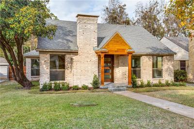 Dallas Single Family Home For Sale: 2537 W 10th Street