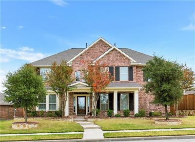 Sachse Single Family Home For Sale: 7806 Meadow Glen Drive