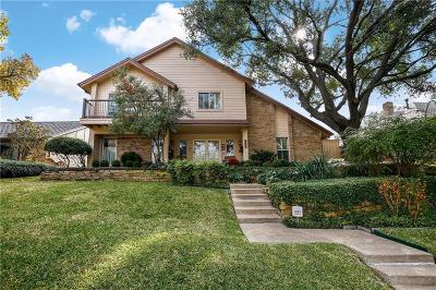 Dallas Single Family Home For Sale: 8256 Club Meadows Drive