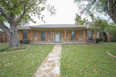 Rowlett Single Family Home For Sale: 8109 Kensington Drive