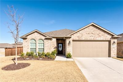 Prosper Single Family Home Active Contingent: 5730 Colchester Drive