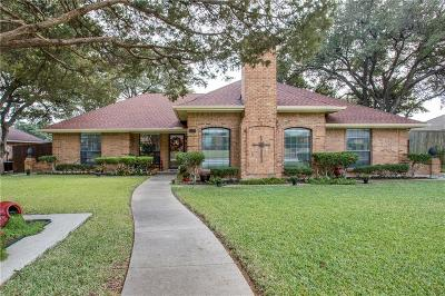 Duncanville Single Family Home Active Option Contract: 1322 Deer Ridge Drive