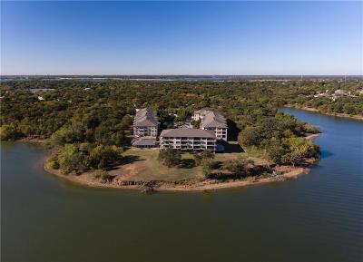 Lake Dallas Condo For Sale: 500 Waters Edge Drive #312