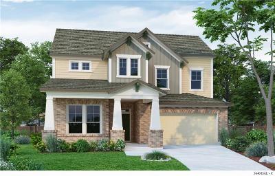 Single Family Home For Sale: 13621 Parkline Way