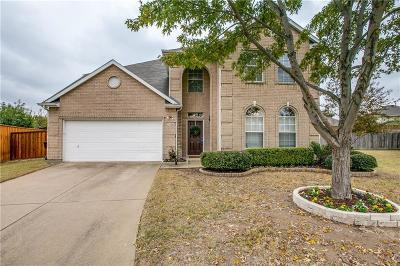 Plano Single Family Home For Sale: 9600 Gold Hills Drive