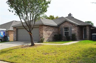 Dallas Single Family Home For Sale: 9630 Briggs Street
