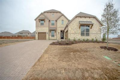 Prosper Single Family Home For Sale: 1681 White Tail Drive