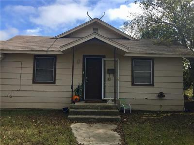 Brown County Single Family Home For Sale: 1412 Avenue I