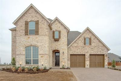 Prosper Single Family Home For Sale: 1651 White Tail Drive