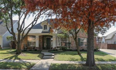Lewisville Single Family Home For Sale: 2504 Sir Tristram Lane